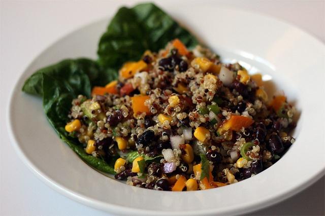 Quinoa Taco Salad | AAA-Protein | Pinterest