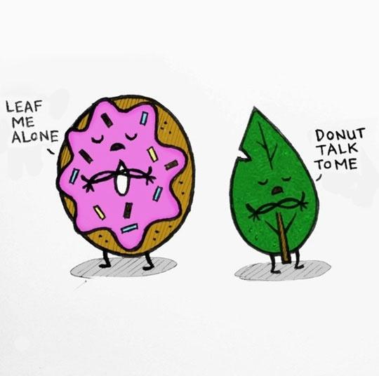 Donut humor | Very Punny.. :) | Pinterest