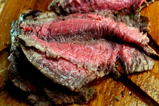 Spicy Asian Grilled Flank Steak | Beef/Pork/Lamb | Pinterest