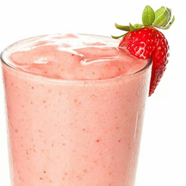 Strawberry banana pineapple smoothie | Beverages/Drinks | Pinterest