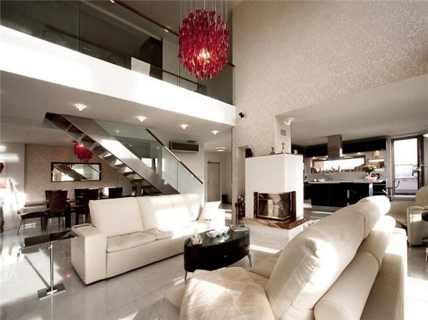 Apartment Mezzanine Floor : Mezzanine joy studio design gallery photo