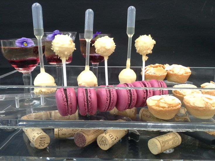 Wine tasting dessert canapes canapes pinterest for Canape desserts