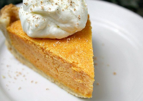 Sweet Potato Buttermilk Pie | Desserts | Pinterest