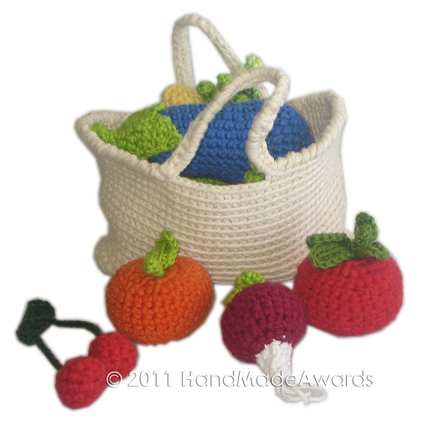 Crochet Patterns Vegetables Free : My Vegetables CROCHET PATTERNS Pinterest
