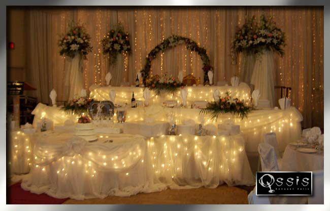 Reception hall decoration ideas qssis banquet halls for Wedding banquet hall decoration ideas