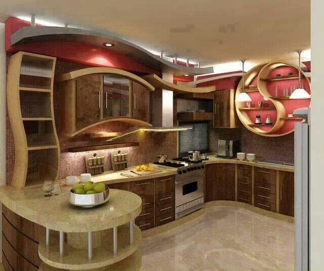 Fabulous Kitchen Designs Plans Awesome Decorating Design