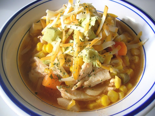Slow-Cooker Spiced Chicken Stew With Carrots Recipe — Dishmaps