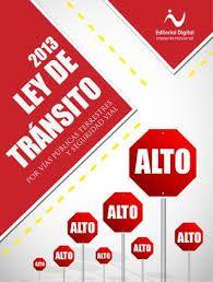 f de la ley nacional de transito: