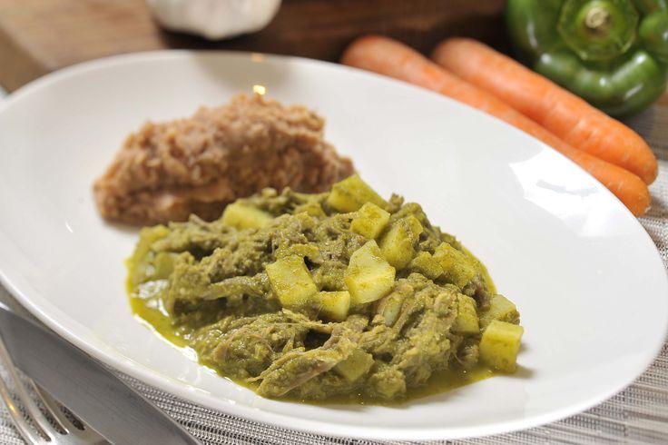 Guiso de carne deshebrada de res | Cocina y Comparte | Recetas de Cocina al Natural