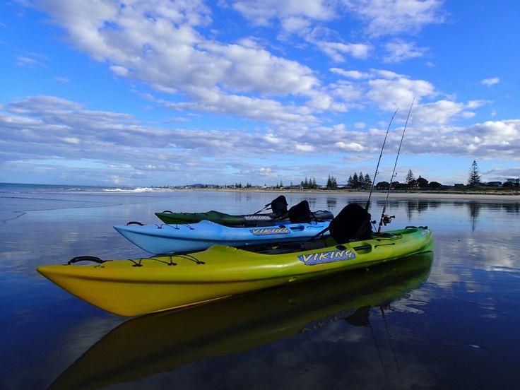 Viking kayaks in united states for Field and stream fishing kayak