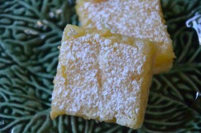 Lemon Bars with Coconut Shortbread Crust | Tasty Kitchen: A Happy ...