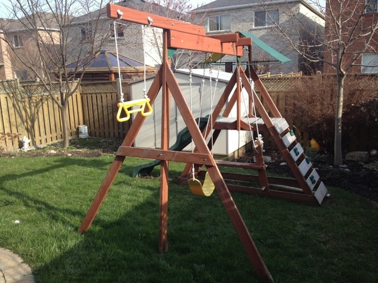 Kids Outdoor Play Structures