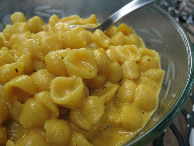 Vegan instant mac & Cheese (all dry ingredients, just add water and a ...