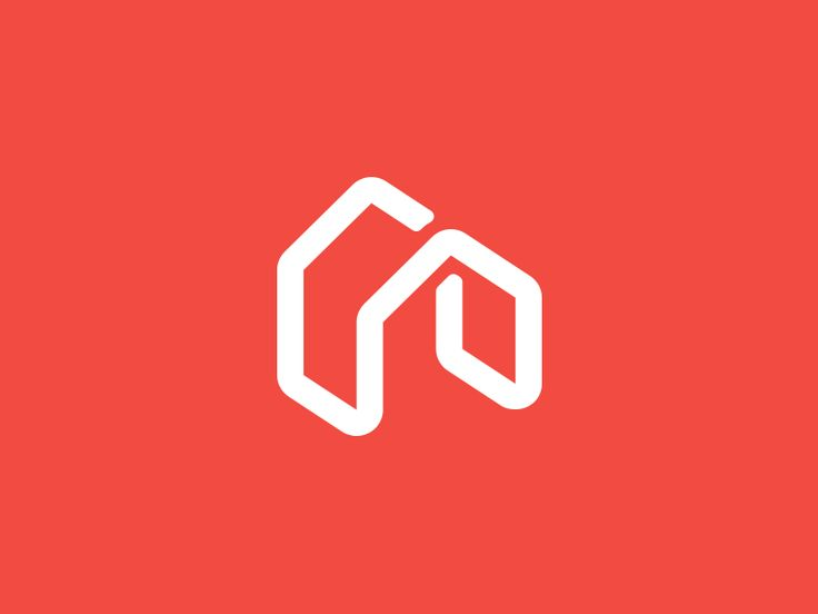 home logo pinterest