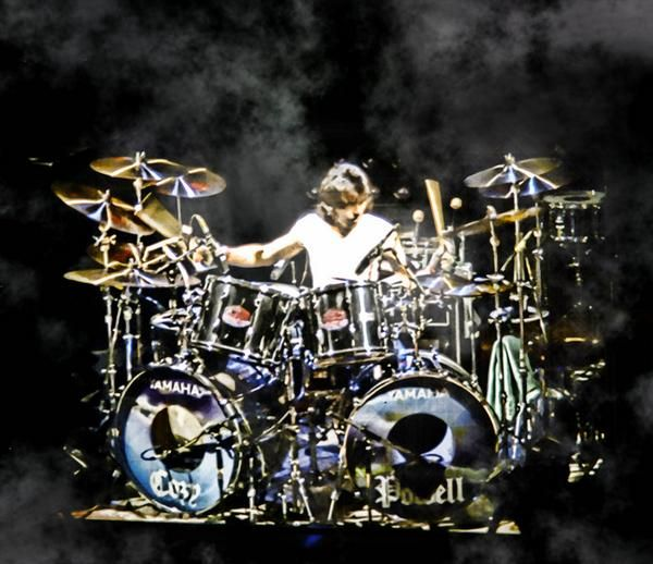 Cozy powell let there be drums