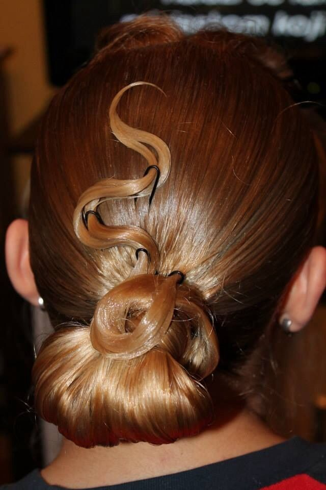 Top Picture Of Hairstyles For Dancers Alice Smith