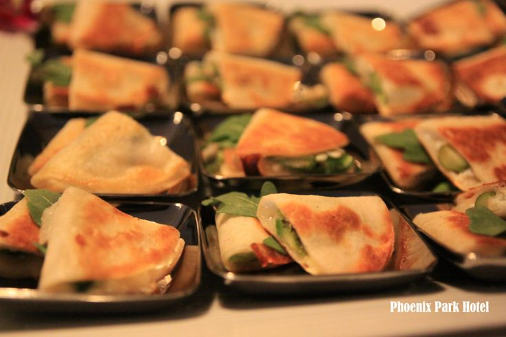 Asparagus and Goat Cheese Quesadillas | From Chef Mary Trochowski | P ...