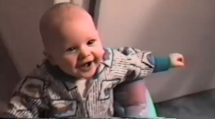 It's So Funny He Can't Handle It #mommytube #funny #baby