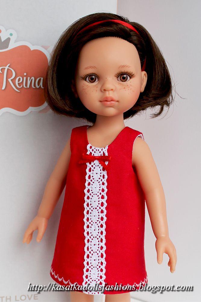 Шьем и вяжем кукол своими руками 461