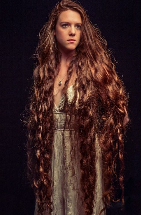 by Stephen Podhaski on Hair beautiful long hair Gorgeous , silky