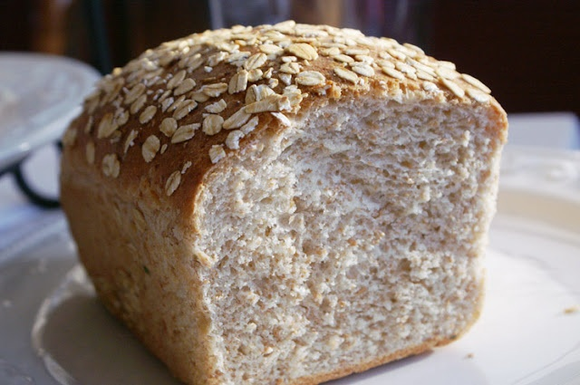 100% Honey Whole Wheat Bread Recipe | Fresh breads | Pinterest