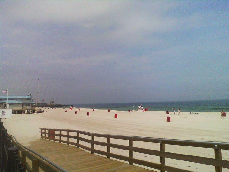 memorial day beach nj