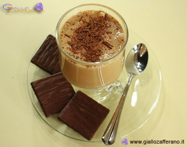 Chocolate Eggnog | Eggnog | Pinterest
