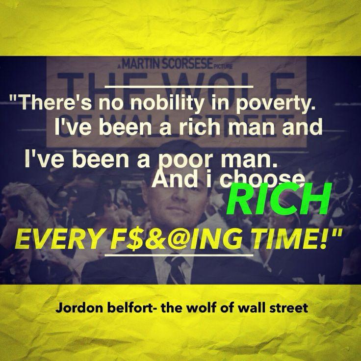 Wolf Of Wall Street Jordan Belfort Quotes. QuotesGram