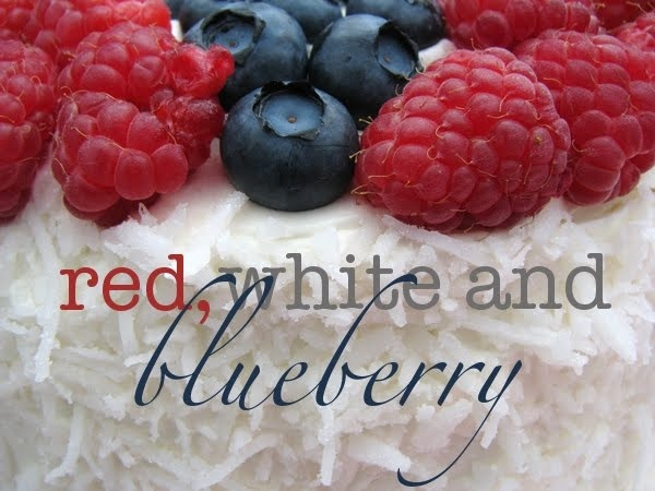 Red Velvet Cake With Raspberries And Blueberries Recipe — Dishmaps