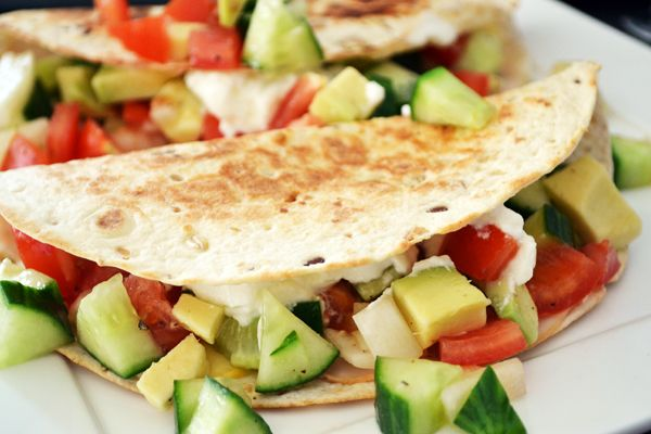 quesadillas | Foods and drinks | Pinterest