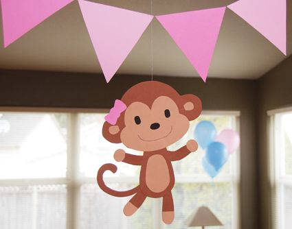 monkey baby shower ideas for boys there are a host of other ways