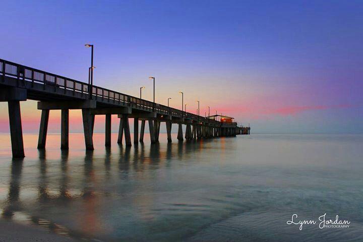 Gulf state park pier orange beach gulf shores pinterest for Gulf shores fishing pier