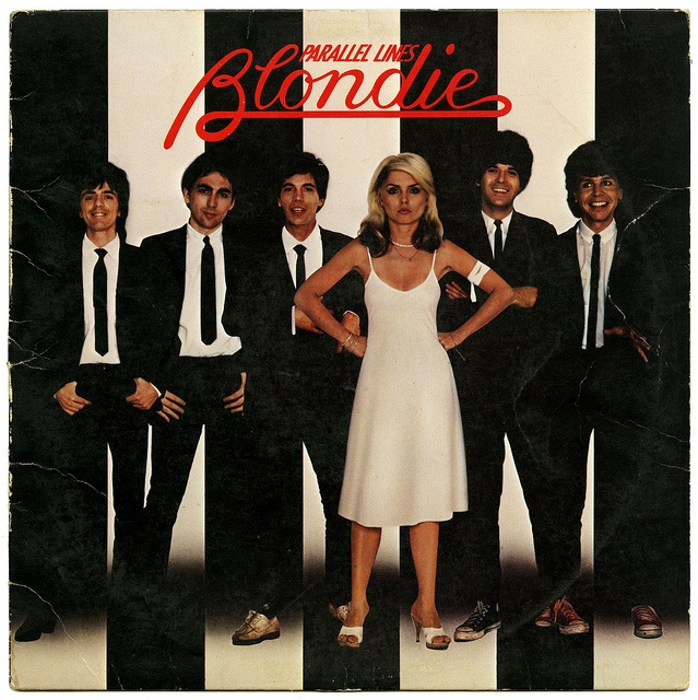 Parallel Lines Blondie Parallel Lines,...