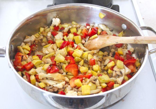 vegetarian lettuce wraps sweet spicy chicken lettuce wraps recipe ...