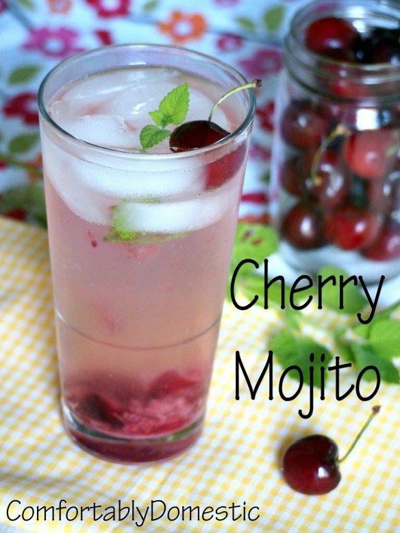 Cocktail Week: Traverse City Cherry Mojito