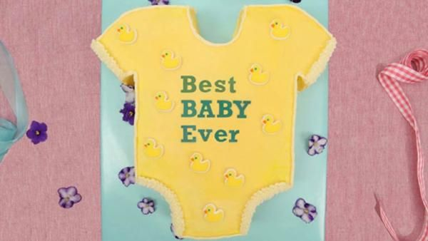 simple homemade baby shower cakes for girls recipes baby shower menu