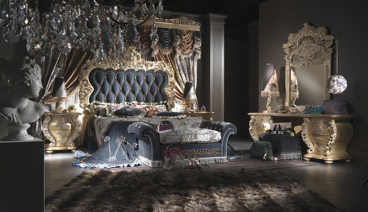 Black And Silver Bedroom Victorian Decorating Lifestyle Pinterest