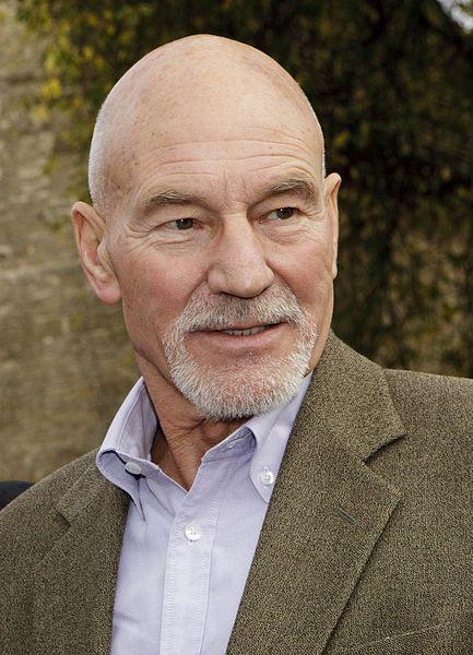 Sir Patrick Hewes Stewart, OBE