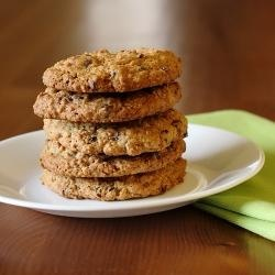 Irish Creme, Cacao, Oatmeal Cookies | COOKIES and BARS | Pinterest