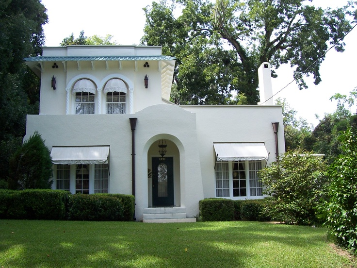 1930s home in downtown tally art deco homes pinterest