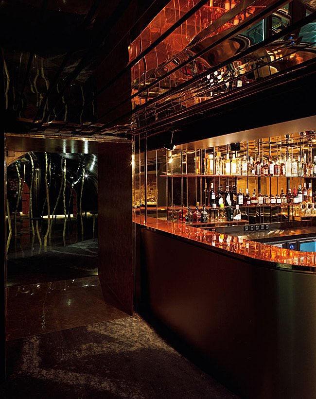Club Silencio, un club de cine por David Lynch.      #copas #clubs #pubs #paris