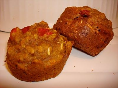applesauce pumpkin muffins | Muffins/Bread/Scones | Pinterest