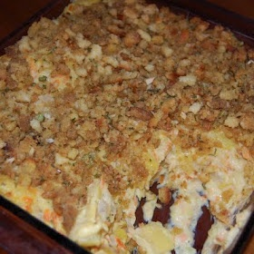 Mom's squash casserole? | Recipes | Pinterest