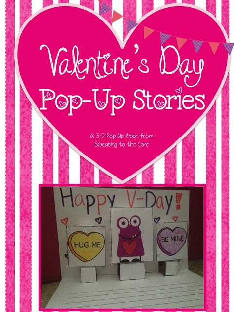 valentine's day pop up cards to make