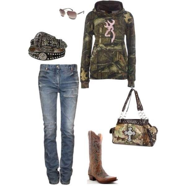 Women's Hunting Clothing 2011   Hunting, Fishing and Shooting News