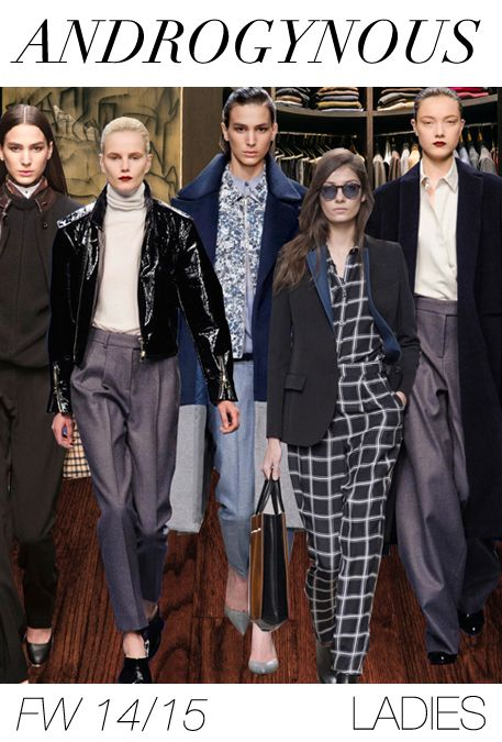 Womens fashion trend forecast: Fall-Winter 2014/2015 themes from TREND COUNCIL