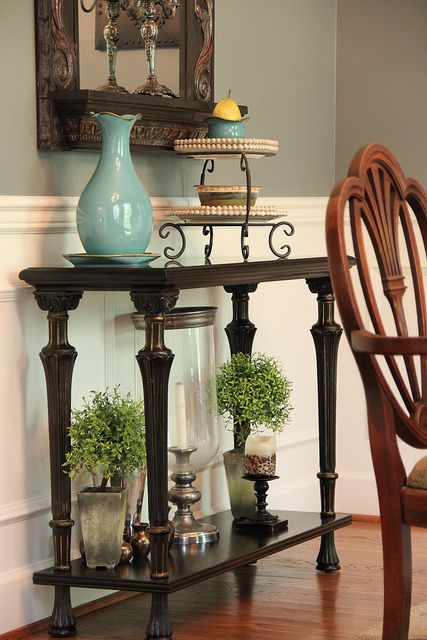 Dining Room Side Table For The Home Pinterest