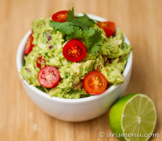 ... version of this but better... Guacamole Chicken Salad #chickensalad