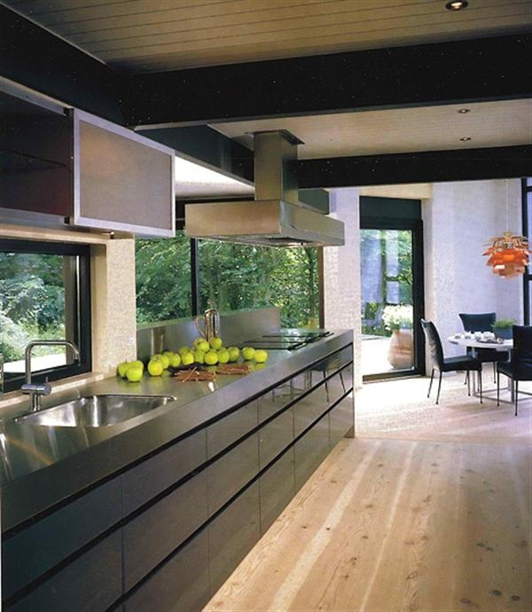 Scandinavian Kitchen Design Spaces Pinterest