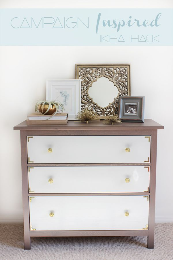 ikea hack hemnes dresser for the home pinterest